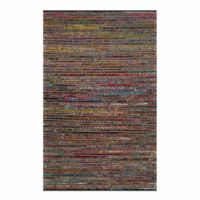 Safavieh Cape Cod Grid 6-Foot x 9-Foot Multicolor Area Rug