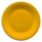 Fiesta® Dinner Plate in Daffodil