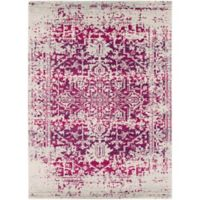 Statements by Surya Sutherland 2-Foot x 3-Foot Accent Rug in Pink