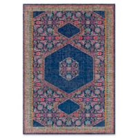 Style Statements by Surya Ilia 2-Foot x 3-Foot Accent Rug in Navy