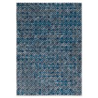 Style Statements by Surya Glenmore 2-Foot x 3-Foot Accent Rug in Dark Blue