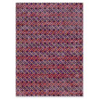 Style Statements by Surya Glenmore 2-Foot x 3-Foot Accent Rug in Orange