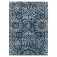 Style Statements by Surya Halwood 5-Foot 3-Inch x 7-Foot 3-Inch Area Rug in Grey