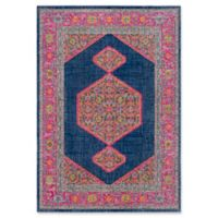 Style Statements by Surya Daphne 5-Foot 3-Inch x 7-Foot 3-Inch Area Rug in Pink