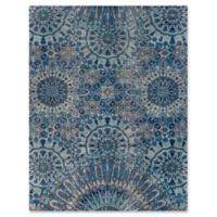 Style Statements by Surya Halwood 7-Foot 10-Inch x 10-Foot 3-Inch Area Rug in Grey