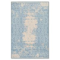 Surya Antibes 1-Foot 10-Inch x 3-Foot Accent Rug in Light Blue