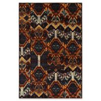 Surya Andiron 1-Foot 10-Inch x 3-Foot Accent Rug in Brown
