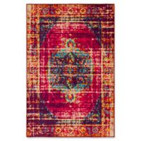 Surya Sonya 1'10 x 3' Accent Rug in Pink