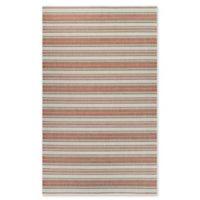 Couristan® Monaco 3-Foot 9-Inch x 5-Foot 5-Inch Multi-Colored Area Rug