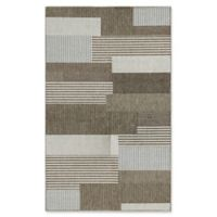 Couristan® Monaco Starboard 7-Foot 6-Inch x 10-Foot 9-Inch Area Rug n Brown/Sand