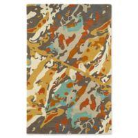 Kaleen Pastiche Watercolor 9-Foot x 12-Foot Area Rug
