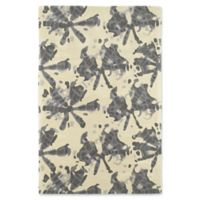 Kaleen Pastiche Webs 8-Foot x 10-Foot Area Rug in Grey