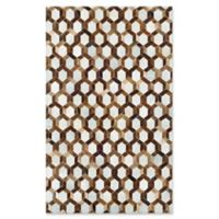 Couristan® Chalet Collection Spectrum 9-Foot 4-Inch x 13-Foot 4-Inch Hide Area Rug in Ivory
