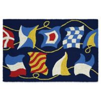 Couristan® Covington Accents 2-Foot x 3-Foot Regatta Indoor/Outdoor Accent Rug