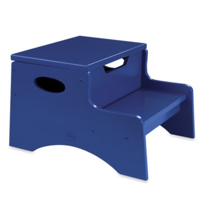 KidKraft® Step Nu0027 Store in Blue  sc 1 st  Bed Bath u0026 Beyond & Buy Kids Storage Stool from Bed Bath u0026 Beyond islam-shia.org