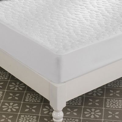greenzone tencel pebbletex twin xl mattress protector