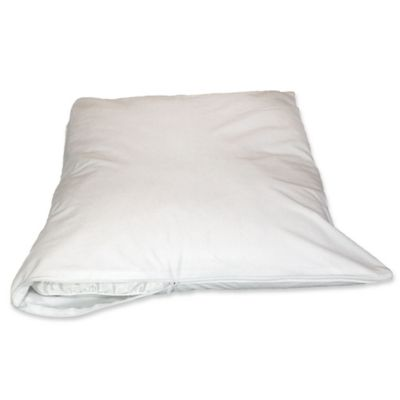 greenzone queen jersey pillow protectors set of 2