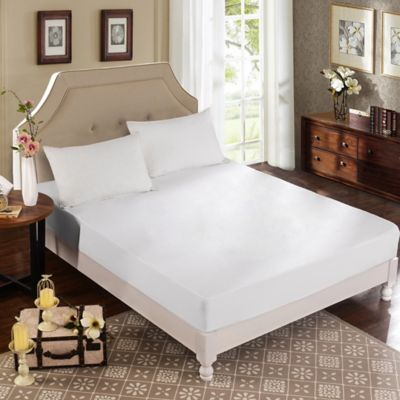 Greenzone 3 Piece Full Terry Mattress Protector Set
