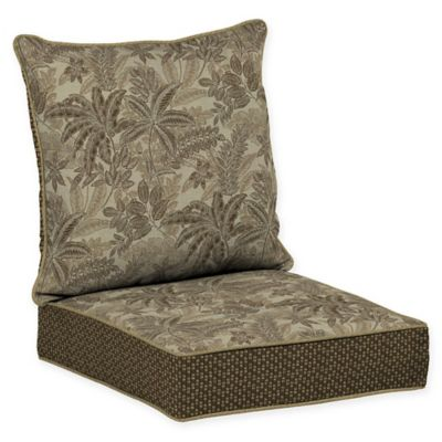 Bombay® Palmetto Snap Dry™ 46.5 Inch X 24 Inch Outdoor Deep Seat