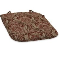 Bombay® Venice 15.5-Inch x 16-Inch Outdoor Bistro Cushion in Red