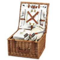 Picnic at Ascot Cheshire Picnic Basket For 2 in Santa Cruz