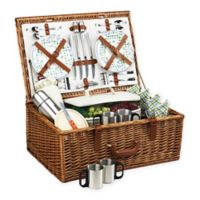 Picnic At Ascot Dorset Basket for 4 with Coffee Service in Gazebo