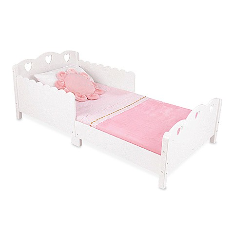 KidkraftR Heart Toddler Bed