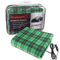 12 Volt Electric Automobile Blanket in Green Plaid b4a3dbf0e