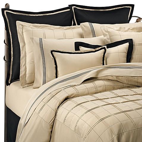 berkley khaki 12 piece california king duvet cover set bed bath beyond. Black Bedroom Furniture Sets. Home Design Ideas