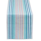 Clearwater 72-Inch Stripe Table Runner