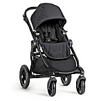 Baby Jogger® city select® Single Stroller in Black/Black