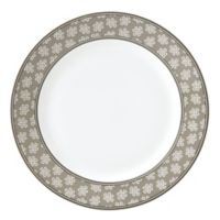 Lenox® Neutral Party Knot Dinner Plate