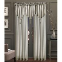 J. Queen New York™ Farmington 108-Inch Rod Pocket Sheer Window Curtain Panel in Mocha