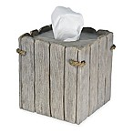 Destinations™ Driftwood Boutique Tissue Box Cover