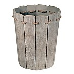 Destinations™ Driftwood Wastebasket