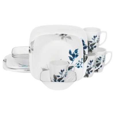 Corelle® Boutique Kyoto Night 16-Piece Dinnerware Set  sc 1 st  Bed Bath u0026 Beyond & Buy Chip-resistant Dinnerware Set from Bed Bath u0026 Beyond