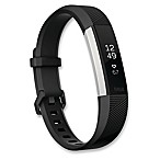 Fitbit® Alta HR™ Small Fitness Wristband in Black