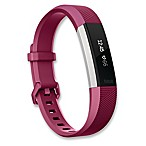 Fitbit® Alta HR™ Large Fitness Wristband in Fuchsia