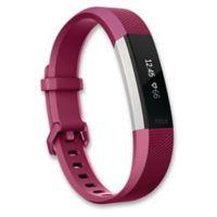 Fitbit® Alta HR™ Small Fitness Wristband in Fuchsia