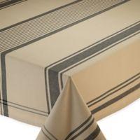 Butcher Block 52-Inch X 52-Inch Square Tablecloth