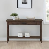 Craft + Main Rockwell Console Table in Walnut