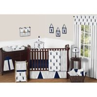 Sweet Jojo Designs Woodland Deer 11-Piece Crib Bedding Set