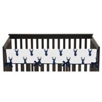 Sweet Jojo Designs Woodland Deer Long Crib Rail Guard