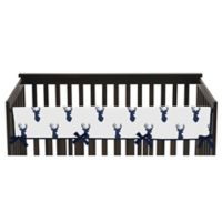 Sweet Jojo Designs® Woodland Deer Long Crib Rail Guard