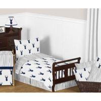 Sweet Jojo Designs Woodland Deer 5-Piece Toddler Bedding Set