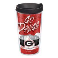 Tervis® University of Georgia Statement 16 oz. Wrap Tumbler with Lid