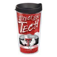 Tervis® Texas Tech University Statement 16 oz. Wrap Tumbler with Lid