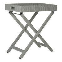 Safavieh Bardia Tray Table in Grey