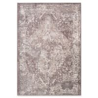 Surya Apricity Medallion 5-Foot 3-Inch x 7-Foot 6-Inch Area Rug in Grey