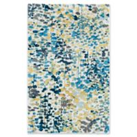 Surya Apricity 5-Foot 3-Inch x 7-Foot 6-Inch Accent Rug in Blue